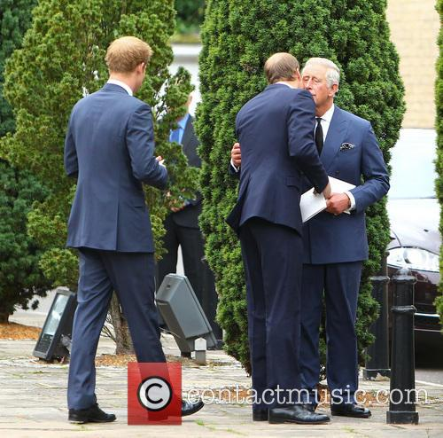 Prince Charles, Prince William and Prince Harry 5