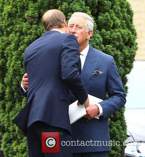 Prince William and Prince Charles 4