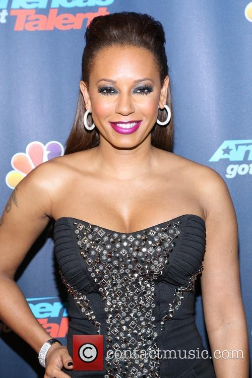 Melanie Brown and Americas Got Talent 3