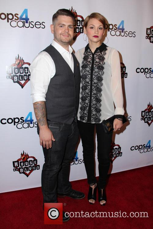 Jack Osbourne and Lisa Stelly 11