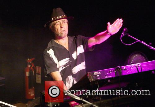 Manfred Mann's Earthband perform live in concert
