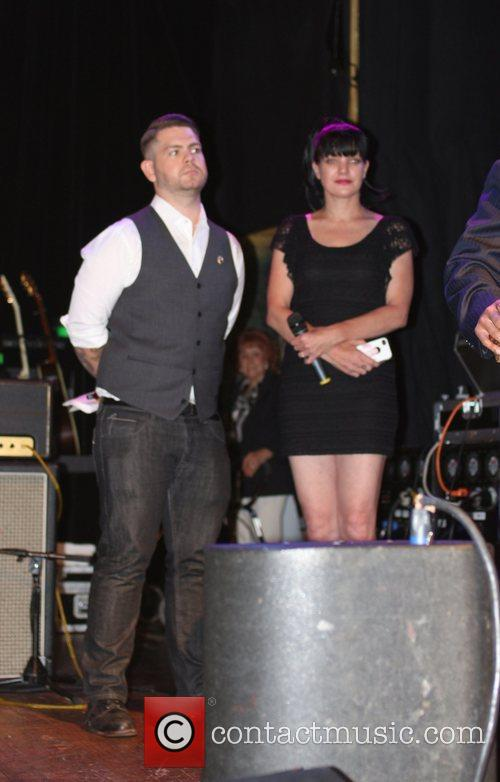 Jack Osbourne and Pauley Perrette 2