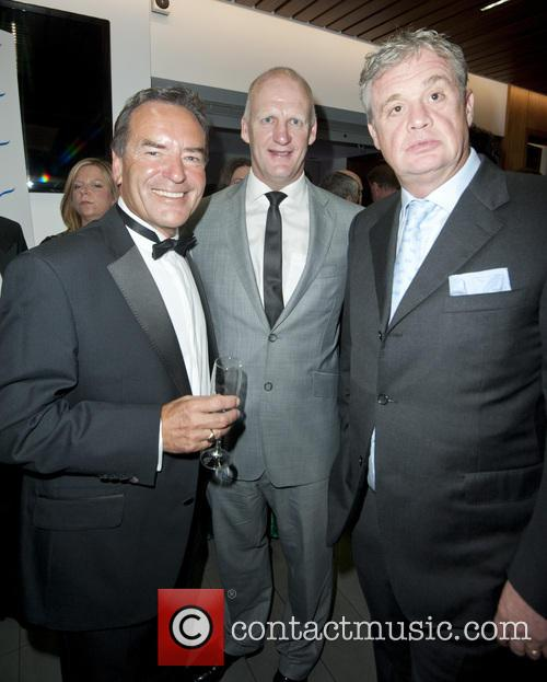 Jeff Stelling, Iain Dowie and Guest 2