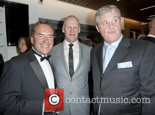 Jeff Stelling, Iain Dowie and Guest 3