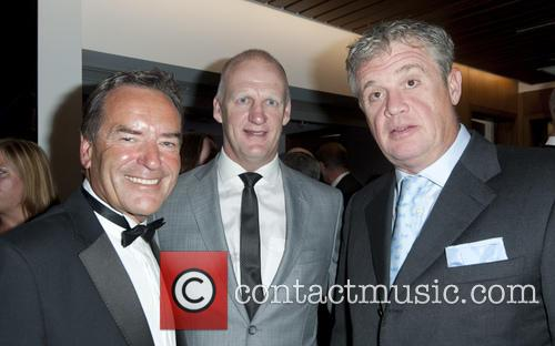Jeff Stelling, Iain Dowie and Guest 1
