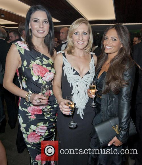 Olivia Godfrey, Vicky Gomersall and Natalie Sawyer 1