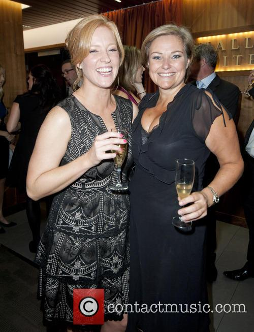 Sarah-jane Mee and Clare Tomlinson 4