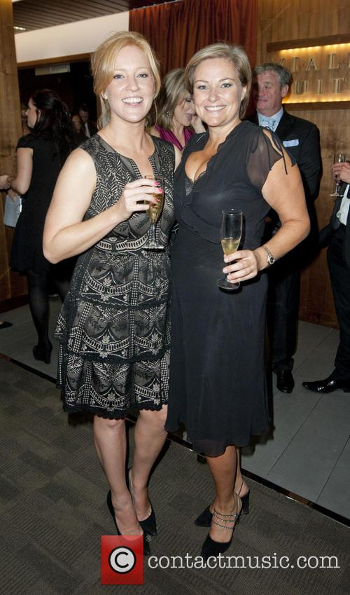 Sarah-jane Mee and Clare Tomlinson 5