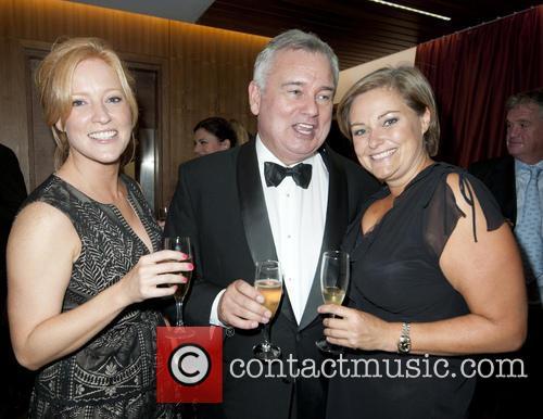Sarah-jane Mee, Eamonn Holmes and Clare Tomlinson 2