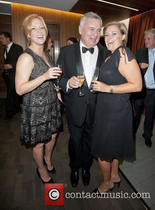 Sarah-jane Mee, Eamonn Holmes and Clare Tomlinson 3
