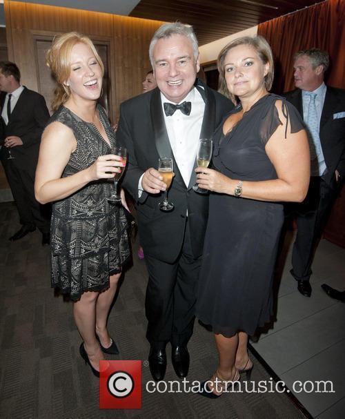 Sarah-jane Mee, Eamonn Holmes and Clare Tomlinson 1