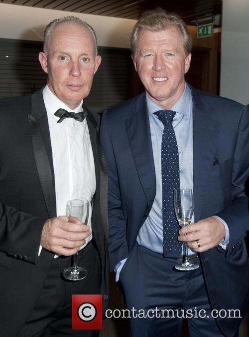 Steve Mcclaren and Vip 3