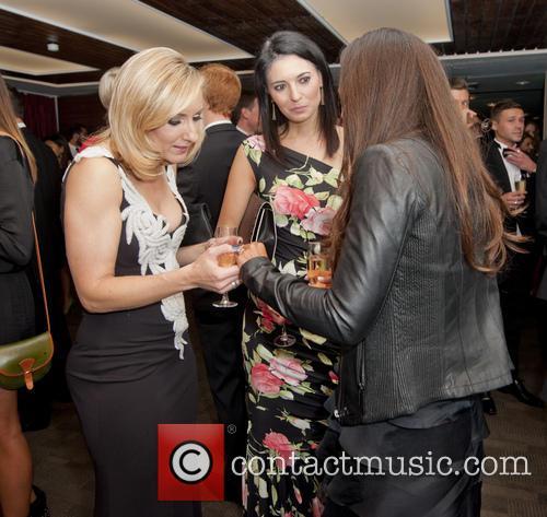 Vicky Gomersall, Natalie Sawyer and Olivia Godfrey 1