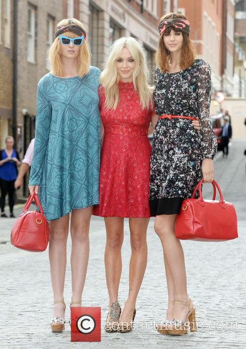 Fearne Cotton, Claridges, London Fashion Week