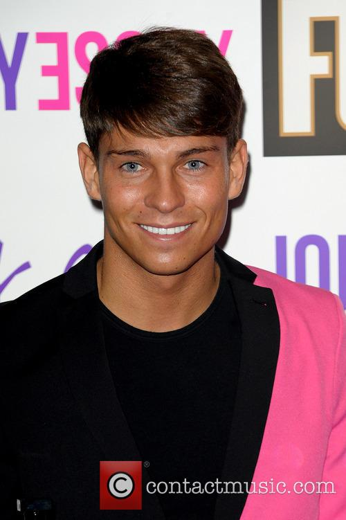Joey Essex Fragrance Launch