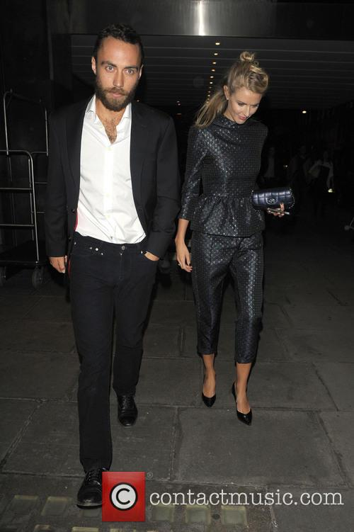 James Middleton and Donna Air 2