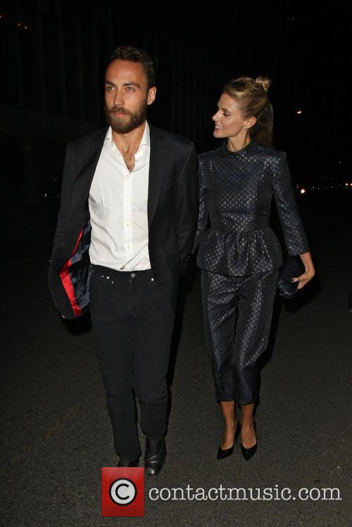 James Middleton and Donna Air 8