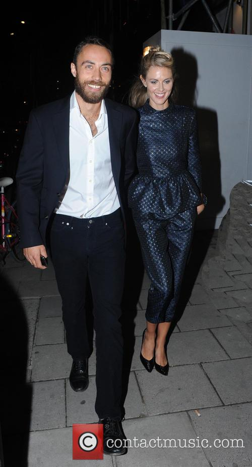 James Middleton and Donna Air 1
