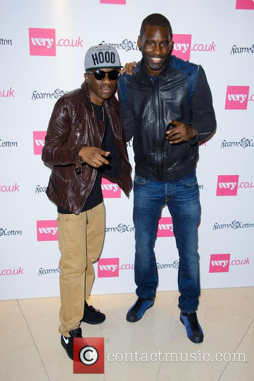 Tinchy Stryder and Wretch 32 2