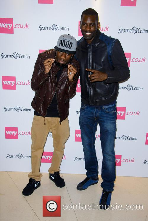 Tinchy Stryder and Wretch 32 1