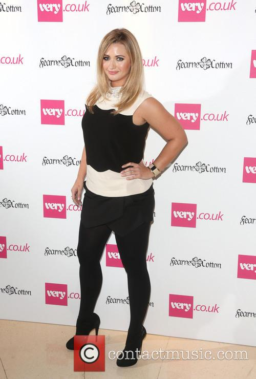 Fearne Cotton and Hayley McQueen 1