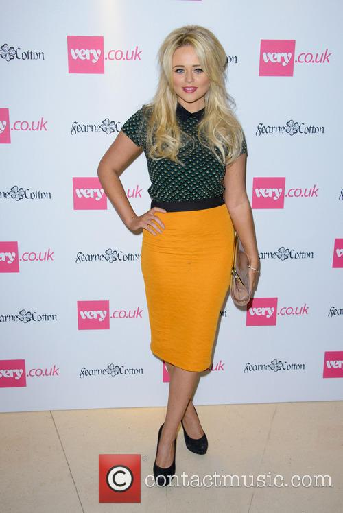 Fearne Cotton launches her SS14 fashion collection