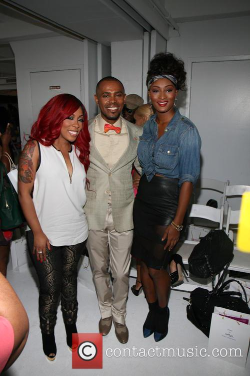 K. Michelle, Edwing D'angelo and Toccara Jones