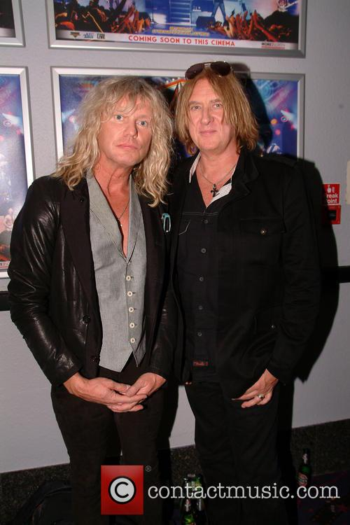 Savage, Joe Elliot and Def Leppard 2
