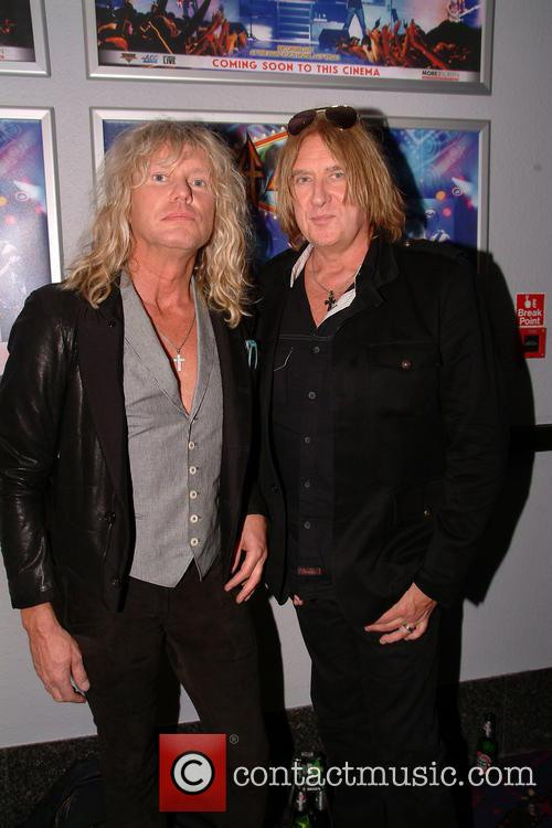 Savage, Joe Elliot and Def Leppard