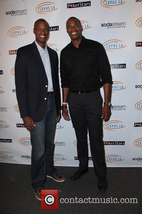 Jarron Collins and Jason Collins 2