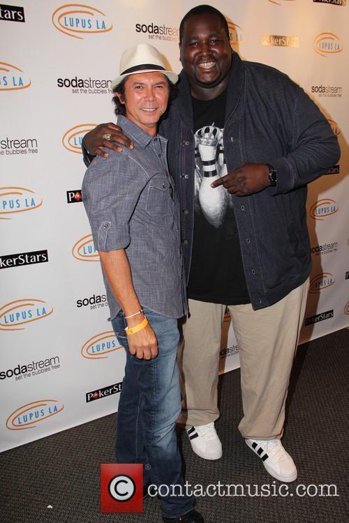 Lou Diamond Phillips and Quinton Aaron 3
