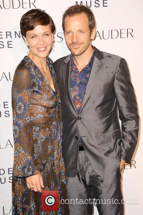Maggie Gyllenhaal and Peter Sarsgaard 4