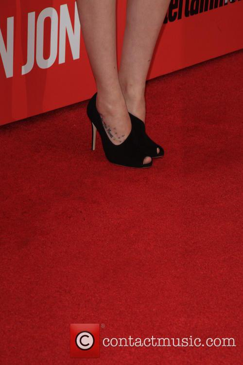 Dakota Johnson and Shoes 2