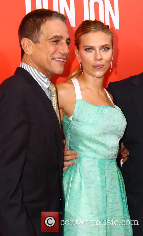 Tony Danza and Scarlett Johansson 4