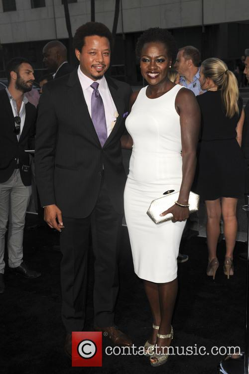 Terrence Howard and Viola Davis 2
