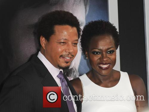 Terrence Howard and Viola Davis 1