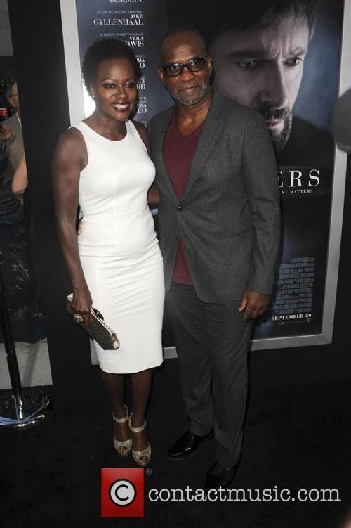 Viola Davis and Julius Tennon 7