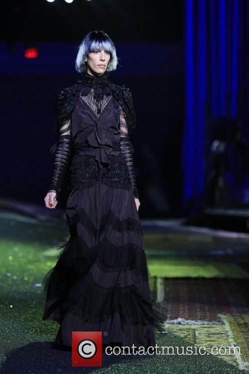 New York Fashion Week - MBFW SS 2014...