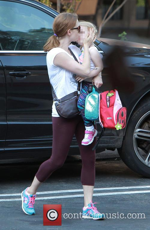 Amy Adams and Aviana Olea Le Gallo 2