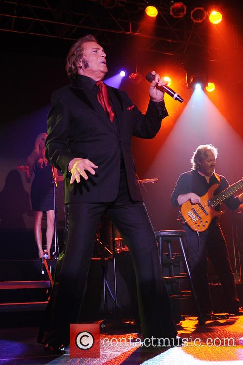 Englebert Humperdinck performs at the Seminole Casino Coconut...