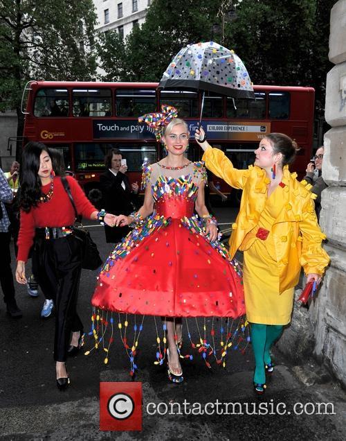 London Fashion Week SS14 - Bora Asku -...