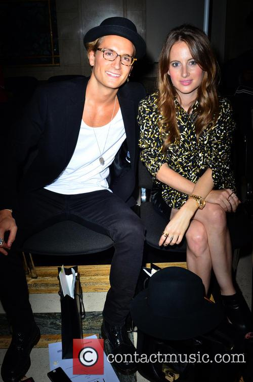 Rosie Fortescue and Oliver Proudlock 3