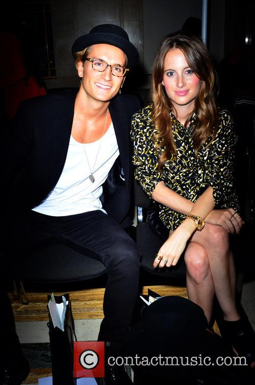 Rosie Fortescue and Oliver Proudlock 1