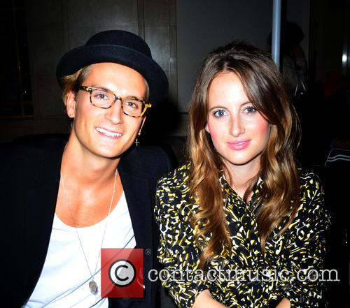 Rosie Fortescue and Oliver Proudlock 5