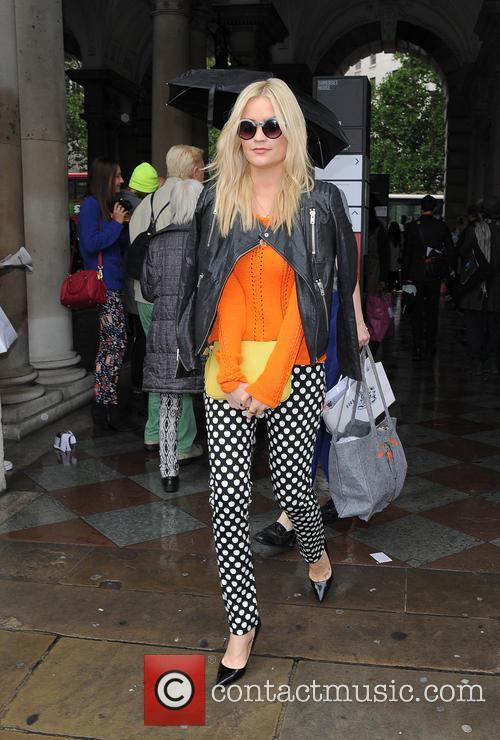 Laura Witmore, London Fashion Week