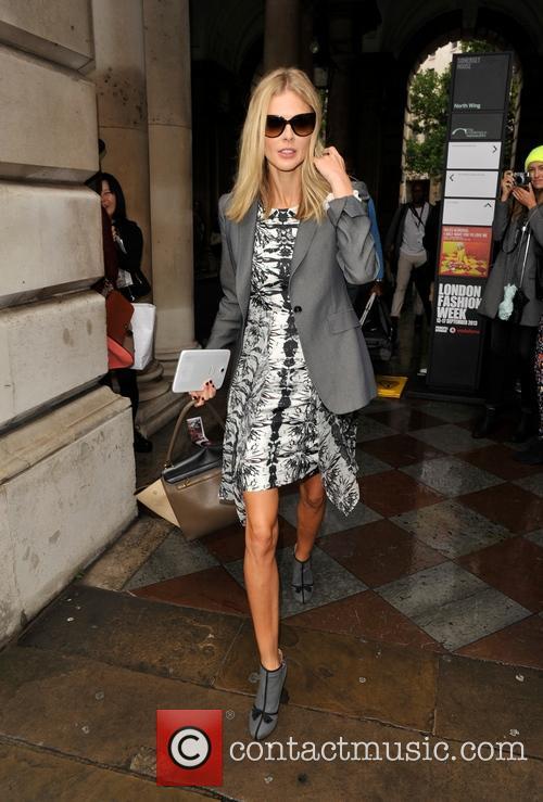 Donna Air, London Fashion Week