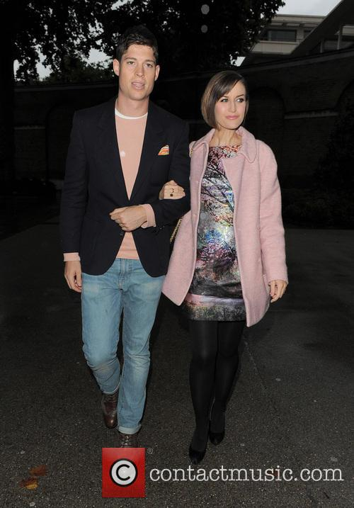 Katherine Kelly and Ryan Clark 6