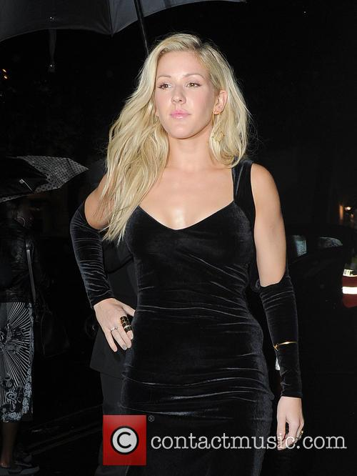 ellie goulding london fashion week spring summer 3865537
