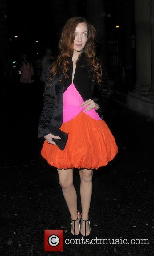 Olivia Grant, London Fashion Week