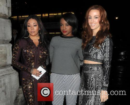 Sugababes, Siobhan Donaghy, Mutya Buena and Keisha Buchanan 1